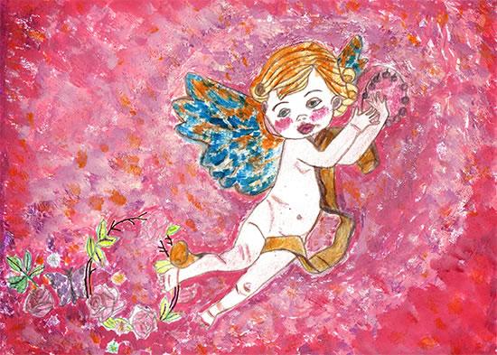 天使:陽美